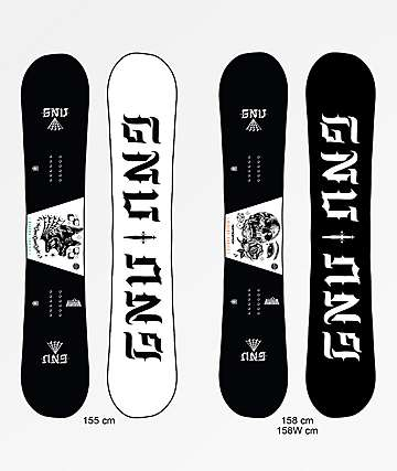 GNU Riders Choice Snowboard 2020
