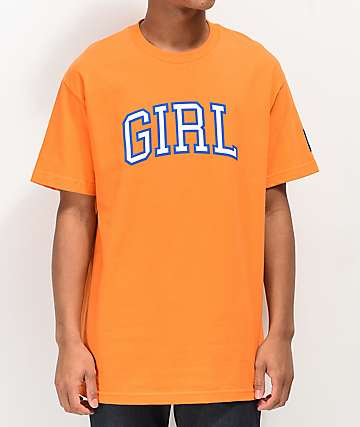 Girl Arch Pro Orange T-Shirt