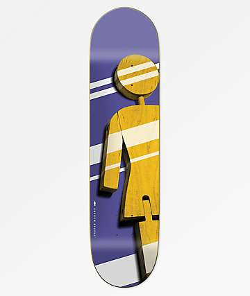 "Girl Brophy Shutter OG 8.25"" Skateboard Deck"