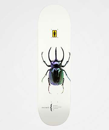 "Girl Howard Beetle Redux 8.5"" Skateboard Deck"