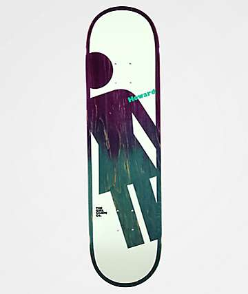 "Girl Howard Tilt A Girl 8.25"" Skateboard Deck"