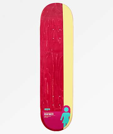 "Girl Malto Tail Block 8.25"" Skateboard Deck"