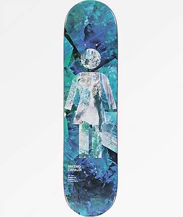 """Girl Mike Mo Geol-OG 7.75"""" Skateboard Deck"""