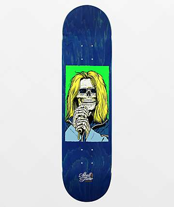 "Girl Pacheco Skull Of Fame 8.0"" Skateboard Deck"