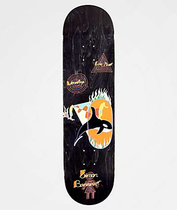 "Girl Simon Bannerot One Off 8.25"" Skateboard Deck"