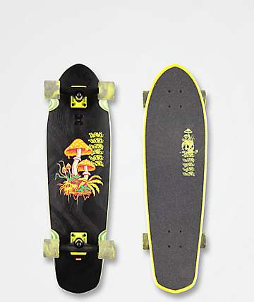 "Globe Big Blazer Nature Walk 32"" Cruiser Complete Skateboard"