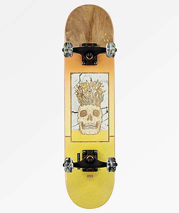 "Globe Celestial Growth 7.0"" Mini Skateboard Complete"