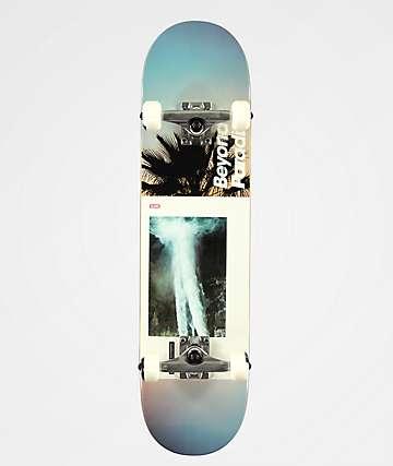 "Globe G1 Beyond Paradise 7.75"" Skateboard Complete"