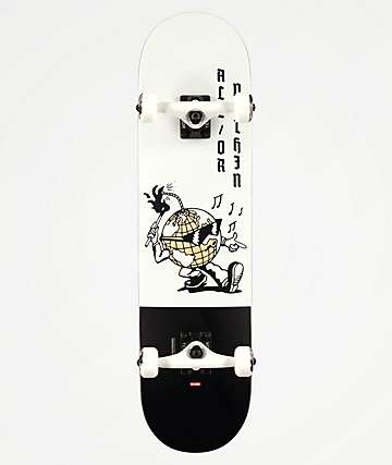 "Globe G2 All Or Nothing 8.0"" Skateboard Complete"