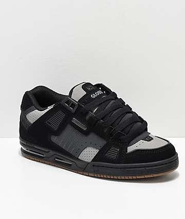 Globe Sabre Triple Grey Skate Shoes