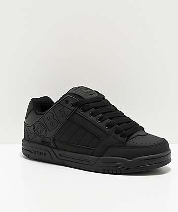 Globe Tilt Dark Shadow & Phantom Black Skate Shoes