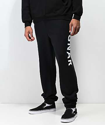 Gnarhunters Gnarmy Black Sweatpants