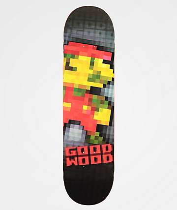 "Goodwood Bro 8.0"" Skateboard Deck"