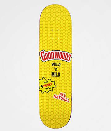 "Goodwood Goodwoods Honey 8.25"" Skateboard Deck"