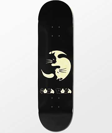 "Goodwood Ying & Yang 2 8.5"" Skateboard Deck"