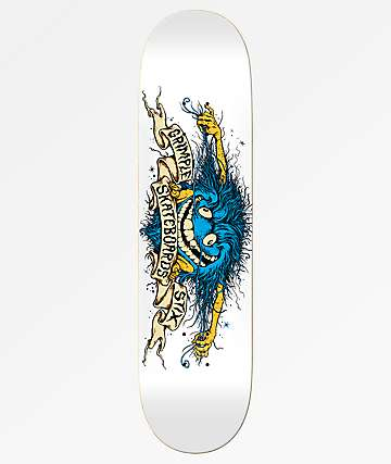 "Grimple Stix x Anti-Hero Team 8.75"" Skateboard Deck"