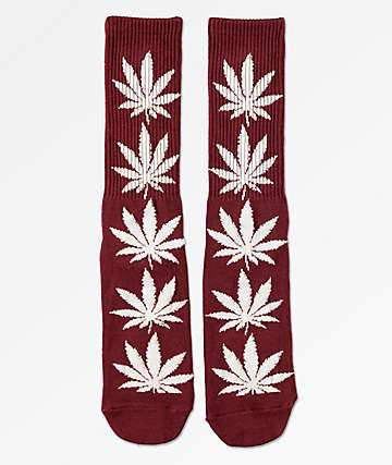 HUF Plantlife Port Royale Crew Socks