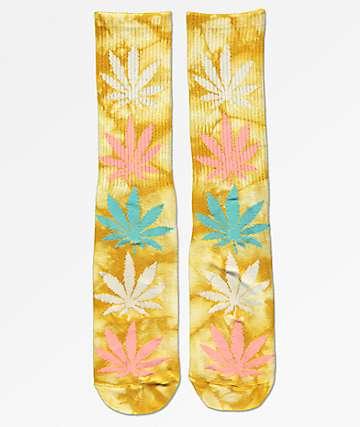 HUF Plantlife Strain Crew Maui Waui Socks