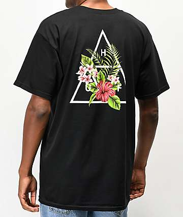HUF Tropical Black T-Shirt
