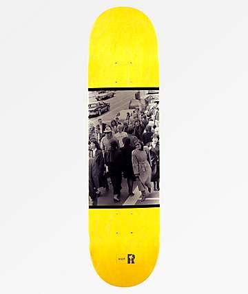 "HUF x Real Standout 8.06"" Skateboard Deck"