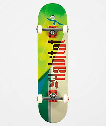 "Habitat Apex Flight 7.87"" Skateboard Complete"