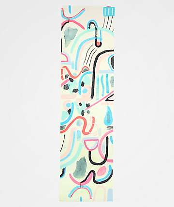 Habitat Elena Johnston 2 Pastel Grip Tape
