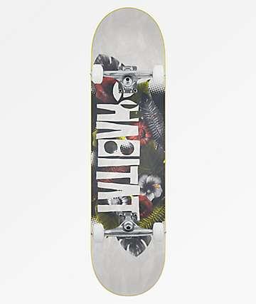 "Habitat Foliage 7.87"" Skateboard Complete"