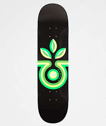 "Habitat Striped Bloom 8.25"" Skateboard Deck"