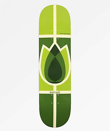 "Habitat x Alien Workshop Gall Flower 8.25"" Skateboard Deck"