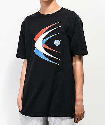 Habitat x NASA Apollo 15 Black T-Shirt