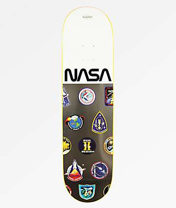 "Habitat x NASA Logo 8.0"" Skateboard Deck"