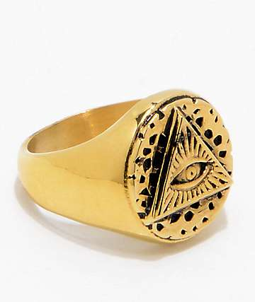 Han Cholo All Seeing Eye Ring