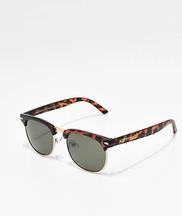 Happy Hour G2 gafas de sol de carey esmerilado