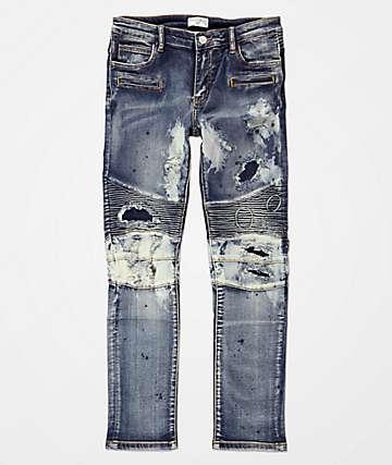 Haus Of JR Boys Clayton Denim Jeans