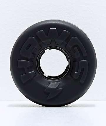 Hawgs Easy Hawgs 63mm 78a ruedas de longboard azules