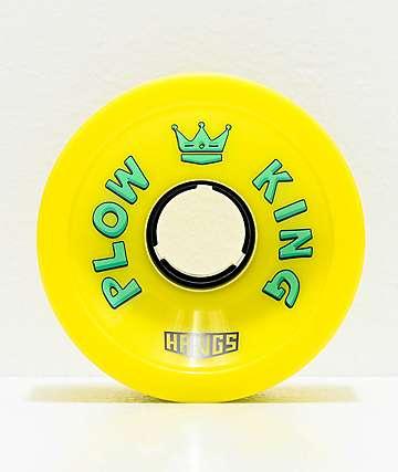 Hawgs Plow King Flat Banana 72mm 78a ruedas de longboard