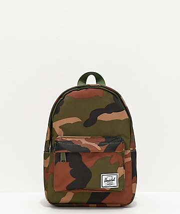 Herschel Supply Co. Classic Camo Mini Backpack