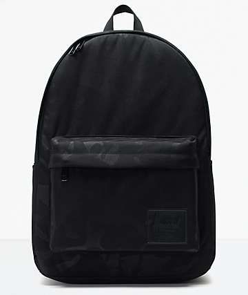 Herschel Supply Co. Classic XL Delta Black Camo Backpack