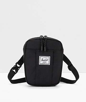 Herschel Supply Co. Cruz Black Crossbody Bag