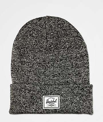 Herschel Supply Co. Elmer Heather Black Beanie