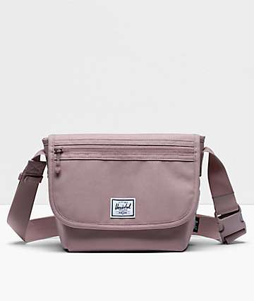 Herschel Supply Co. Grade Ash Rose mini bolso de hombro