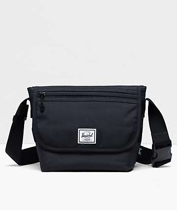 Herschel Supply Co. Grade Black Mini Crossbody Bag