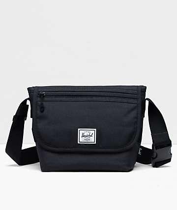 Herschel Supply Co. Grade Black Mini Crossbody Bag