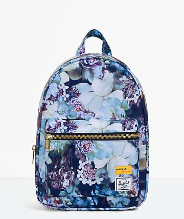 Herschel Supply Co. Grove X-Small Hoffman Winter Floral Backpack