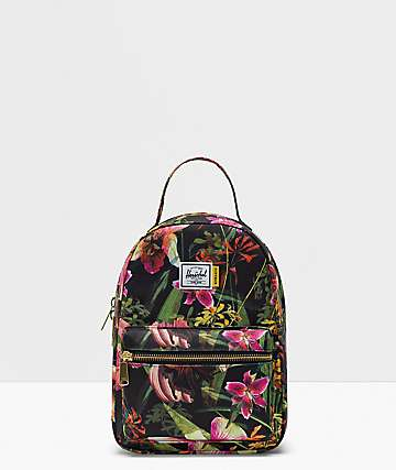 Herschel Supply Co. Jungle Hoffman Nova Mini Backpack
