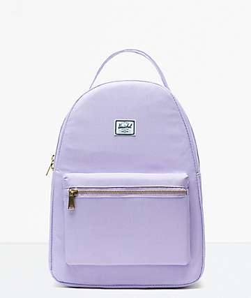Herschel Supply Co. Nova Mid-Volume Lavendula Crosshatch Backpack