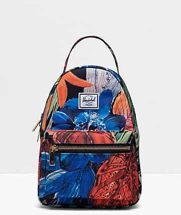 Herschel Supply Co. Nova Tropical Watercolor Mini Backpack