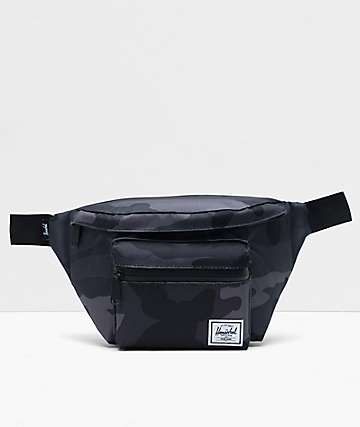 Herschel Supply Co. Seventeen Night Camo Fanny Pack