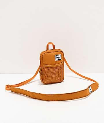 Herschel Supply Co. Sinclair Small Form Buckthorn bolso de hombro negro