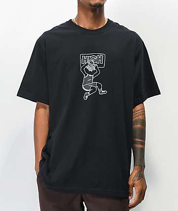 High Company Dunk Black T-Shirt